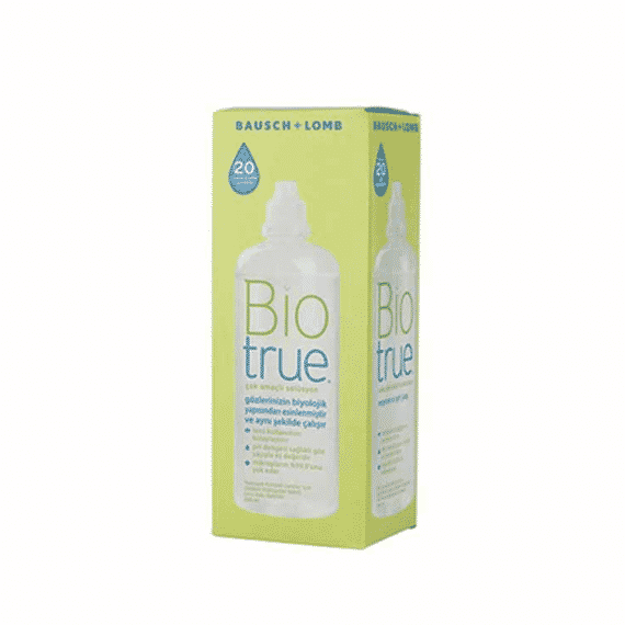 bio true 60 ml lens solüsyonu